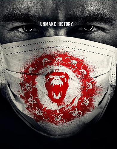 12 monkeys season 1 poster