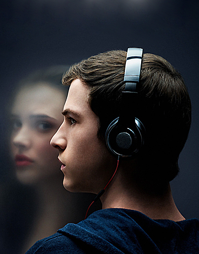 13 Reasons Why Season 1 Poster
