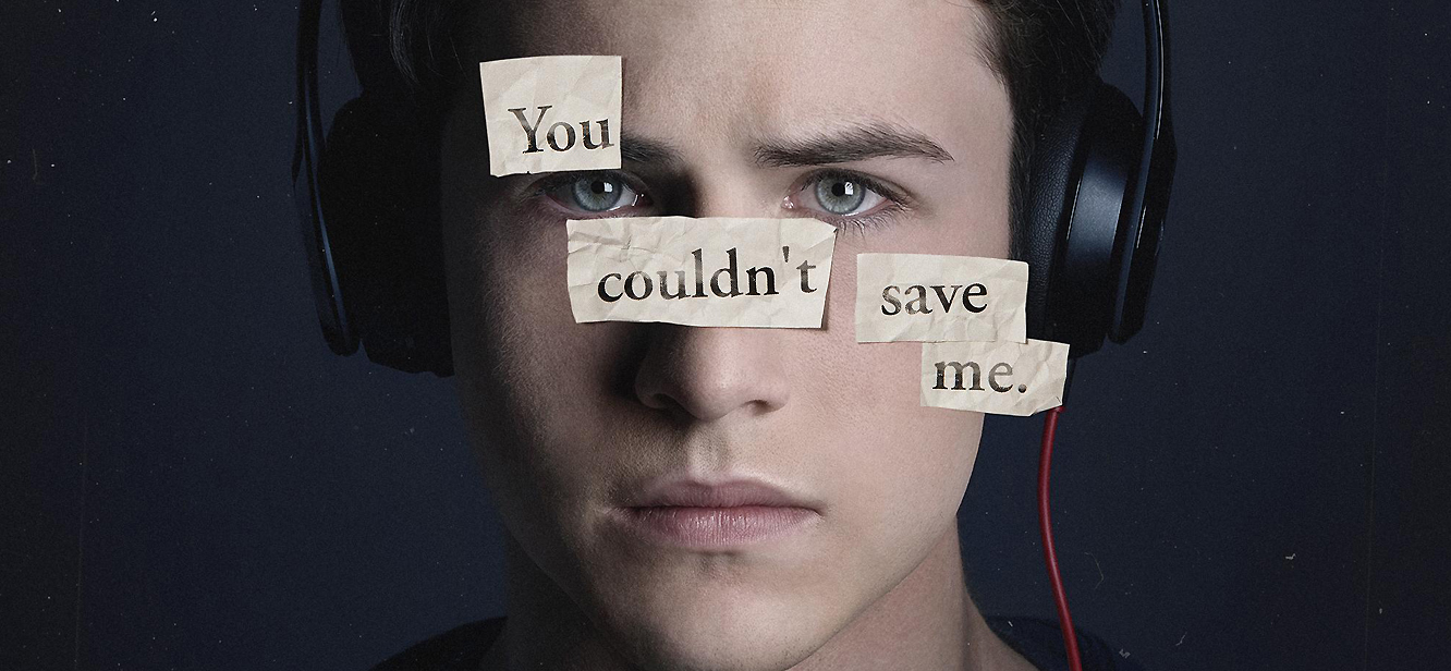13 Reasons Why Tv Series Poster