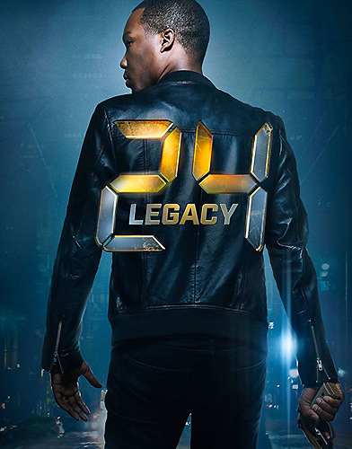 TV Show 24: Legacy Season 1  Today's TV Series  Direct