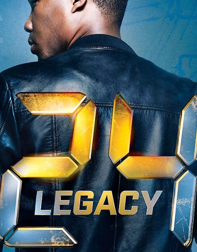24 Legacy tv series Poster