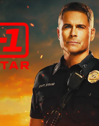 9-1-1: Lone Star tv series poster