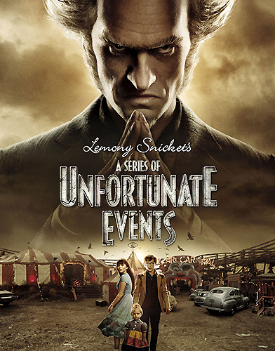 A Series of Unfortunate Events season 2 Poster