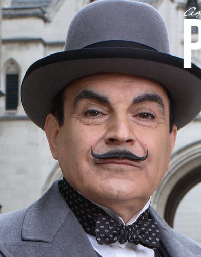 Agatha Christies Poirot tv series Poster