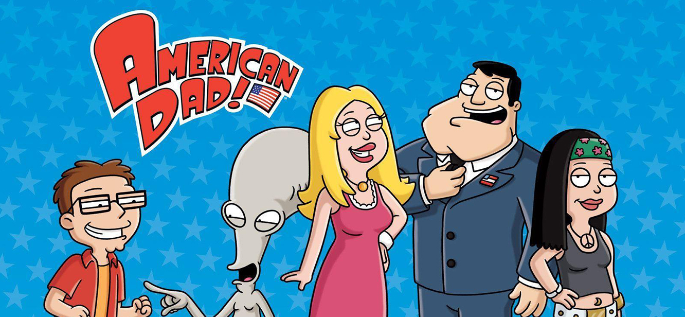 American Dad american dad! tv show. list of all seasons available for