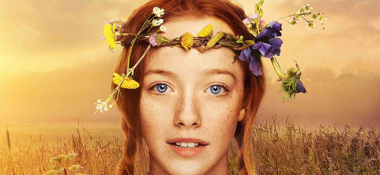 Anne with an E tv series Poster