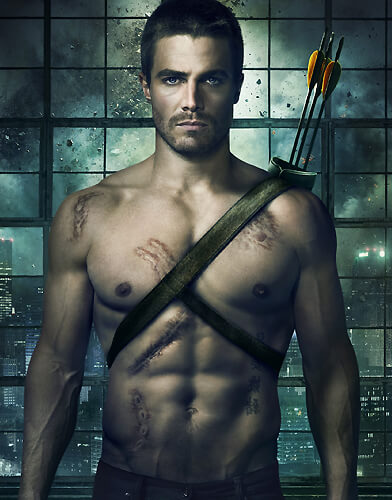 Arrow Season 1 Poster