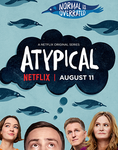 Atypical Season 1 poster