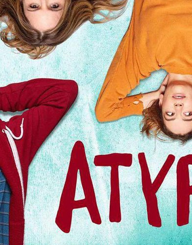 Atypical tv series poster