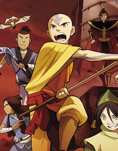 Avatar The Last Airbender season 2 Poster