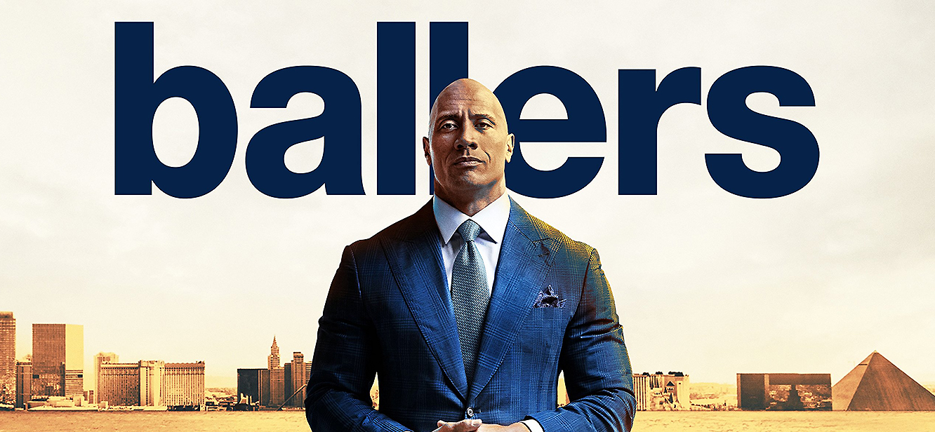 Ballers tv series Poster