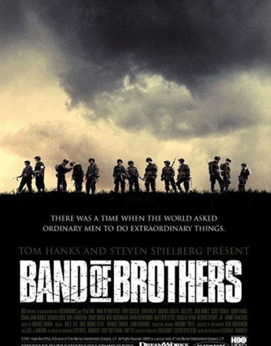 Band of Brothers season 1 poster
