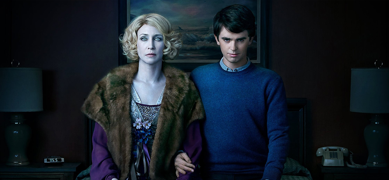 Bates Motel tv series Poster