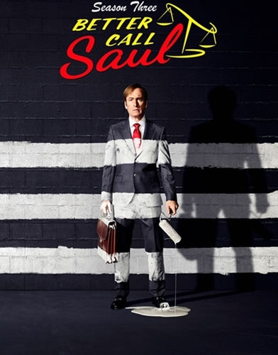 Better Call Saul season 3 poster