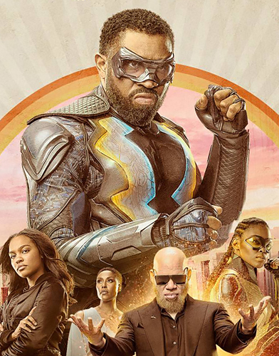 Black Lightning season 2 poster