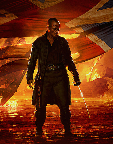 Black Sails season 3 Poster