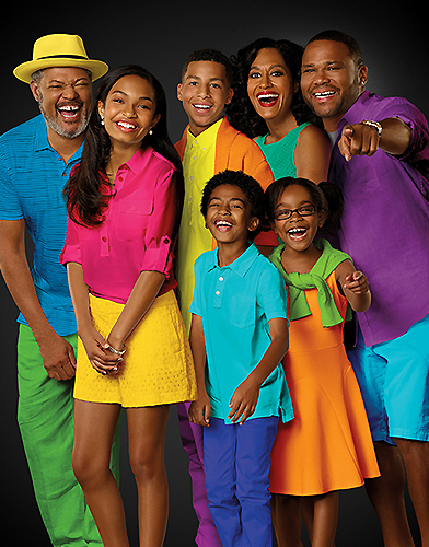 Black-ish Season 1 poster