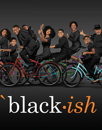 Black-ish season 4 poster