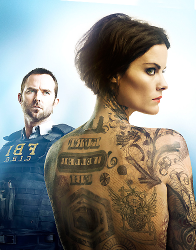 Blindspot season 1 Poster