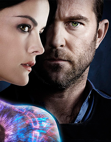 Blindspot season 3 Poster