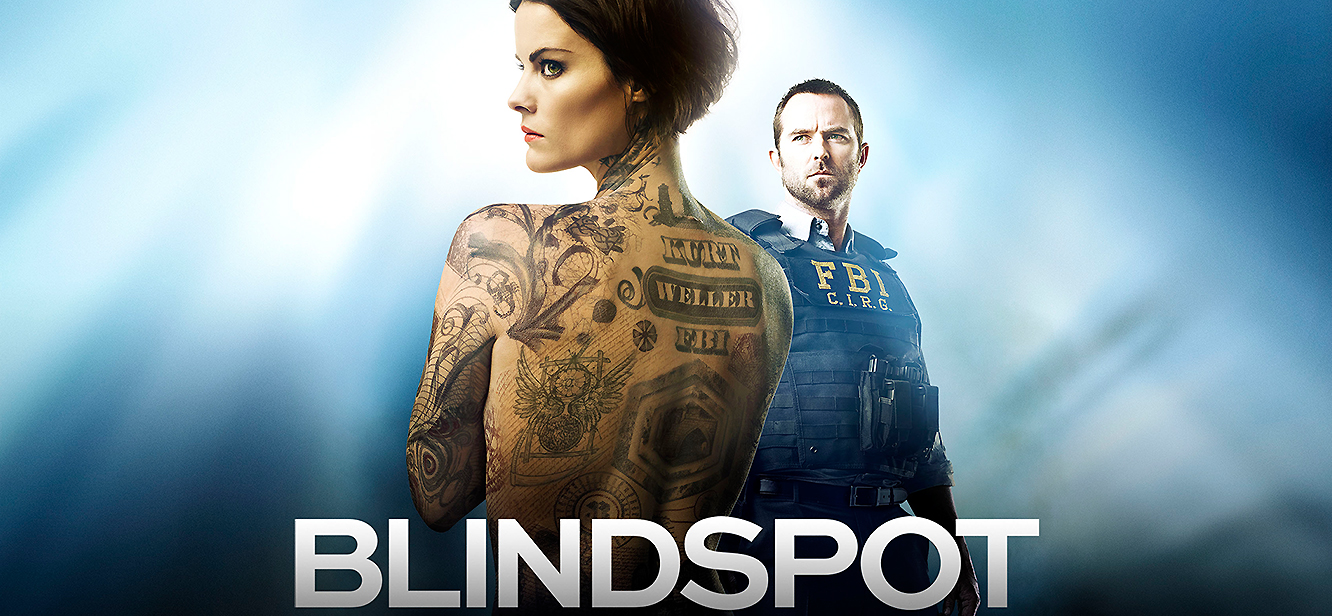 Blindspot tv series Poster