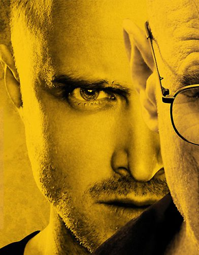 Breaking Bad tv series poster
