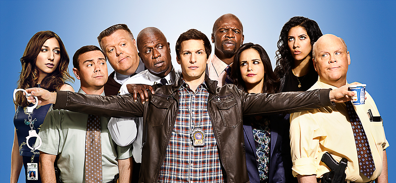 Brooklyn Nine Nine intro