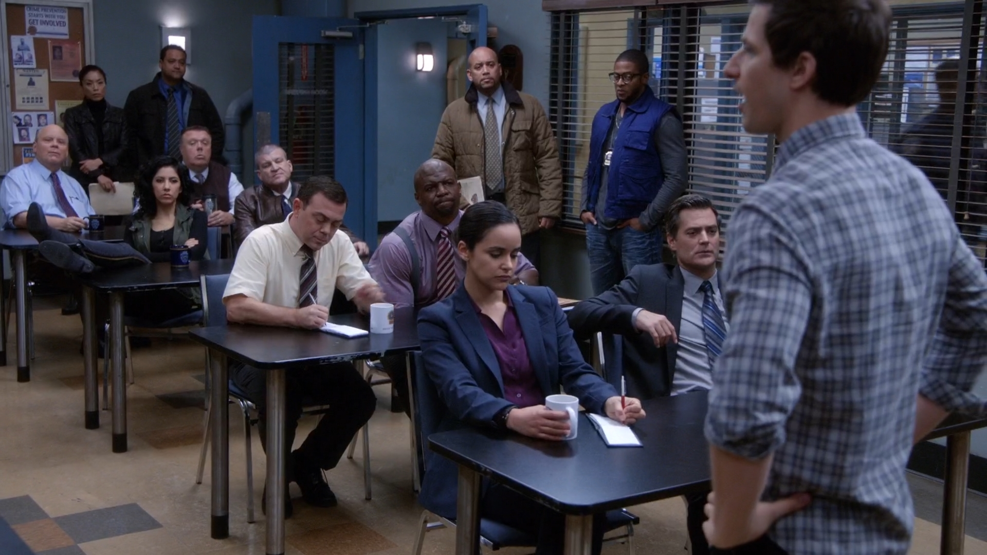 TV Show Brooklyn Nine-Nine season 2  Today's TV Series  Direct