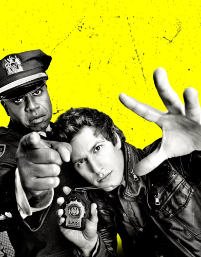 Brooklyn Nine Nine season 1 poster