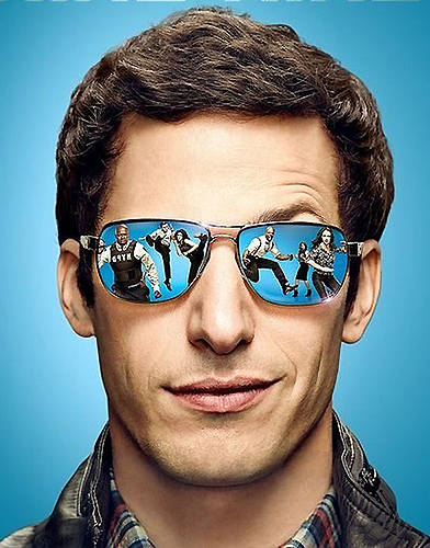 Brooklyn Nine Nine season 3 poster