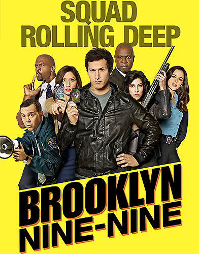 Brooklyn Nine Nine season 4 Poster