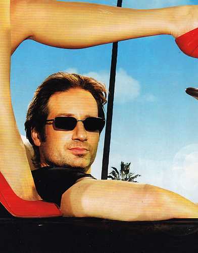 Californication season 1 Poster