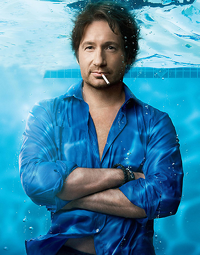 Californication season 2 Poster