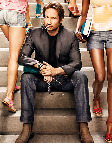 Californication season 3 Poster