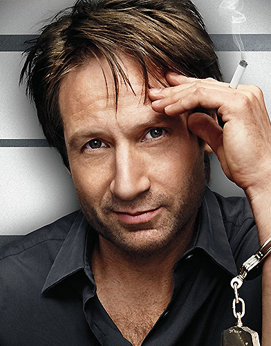 Californication season 4 Poster