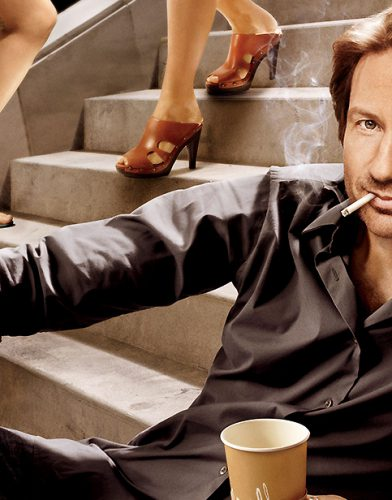 Californication tv series poster