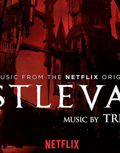 Castlevania tv series poster