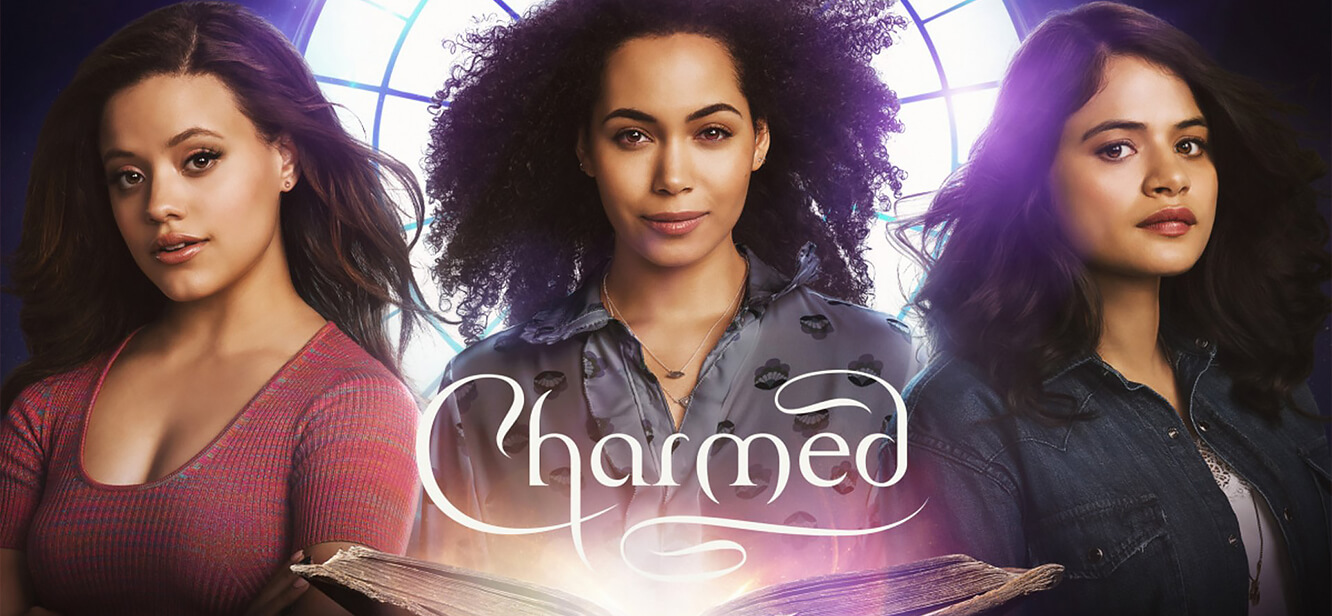 Charmed tv series poster