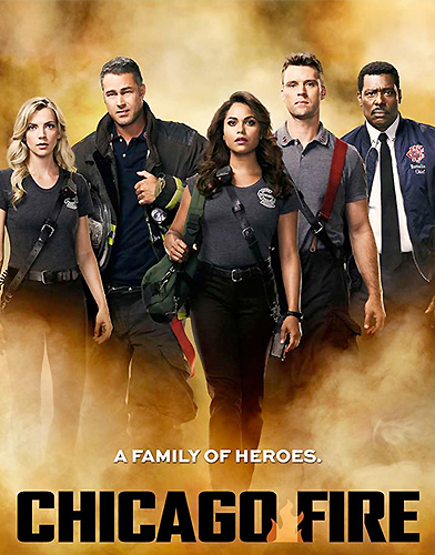Chicago fire season 6 poster