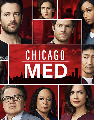 Chicago med season 3 poster