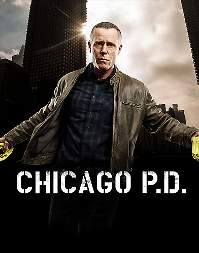 Chicago pd season 5 poster