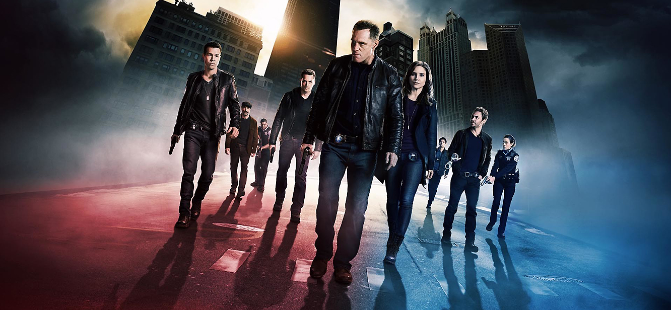 Chicago pd tv series poster