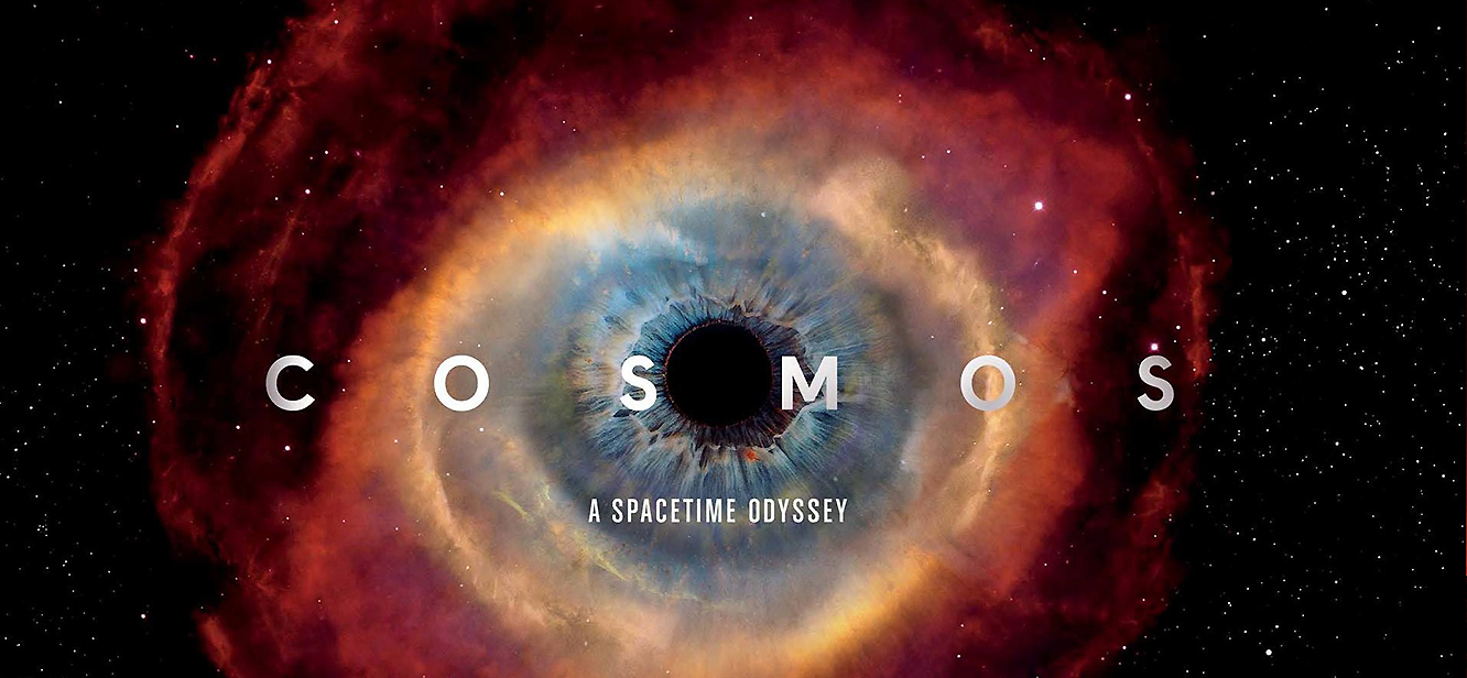 Cosmos A Spacetime Odyssey tv series Poster