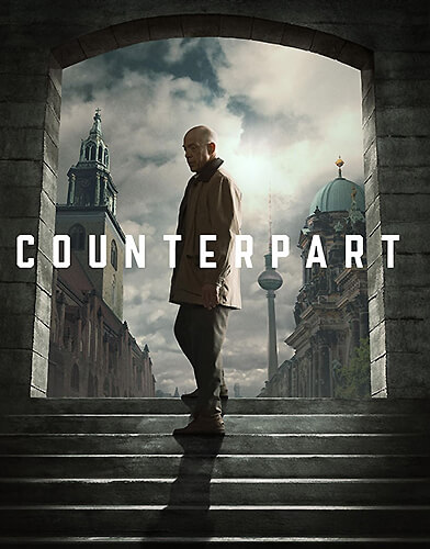 Counterpart season 2 poster