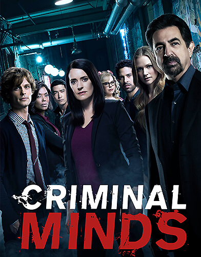 Criminal minds season 13 poster