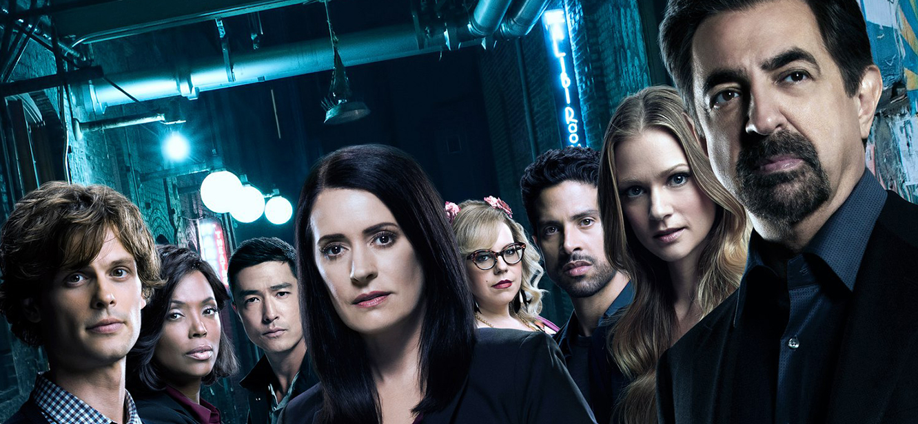 Criminal minds tv series poster