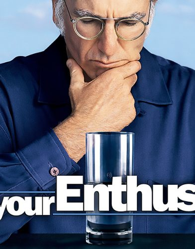 Curb Your Enthusiasm tv series poster