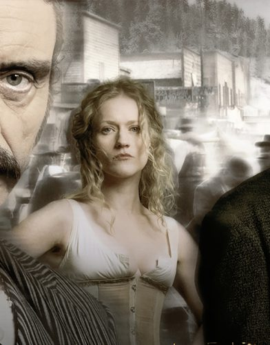 Deadwood tv series poster