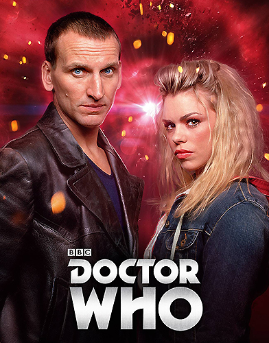 Doctor Who season 1 Poster