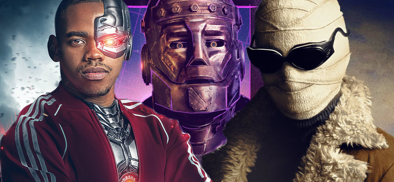Doom Patrol tv series Poster